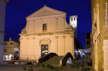 The Church, Oratorio and Monastery of the Filippini Order
