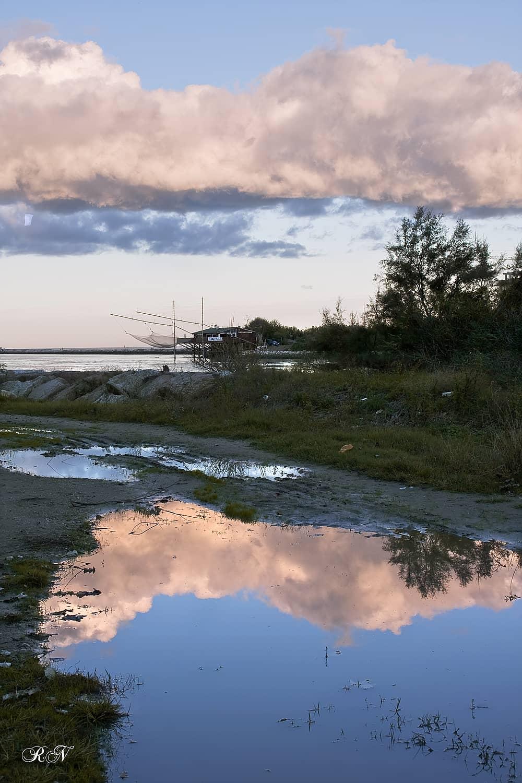 """(""""acque limpide ad Isolaverde"""")"""