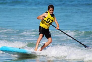 Sport in mare
