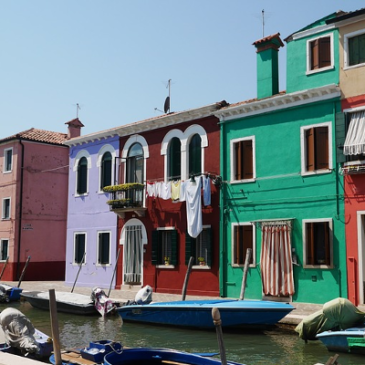 Murano, Burano, Torcello