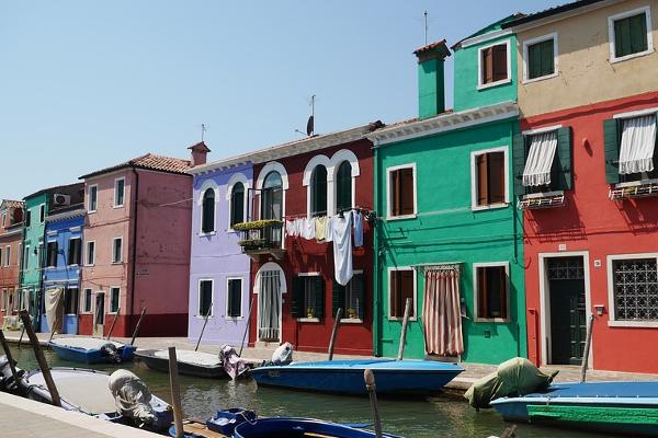 Murano, Burano, Torcello - Lidi di Chioggia