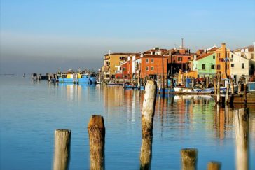 Pellestrina and Venice Lido