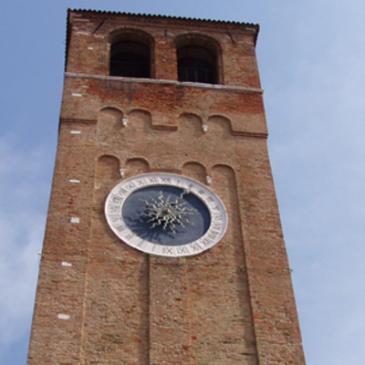 Chiesa di Sant'Andrea e Torre dell'Orologio
