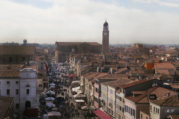 """(""""Il mercato a Chioggia"""")"""