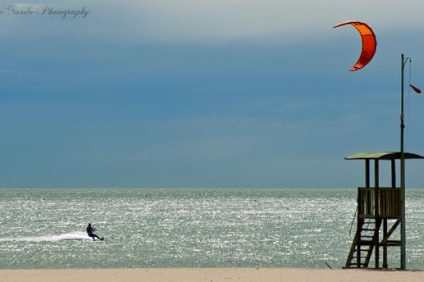 "(""kitesurf a Sottomarina"")"